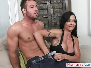 big tits big butt Jewels Jade & Chad White in My Friends Hot Mom