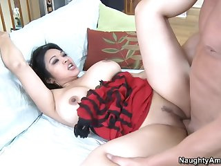 big butt asian Mika Tan & Billy Glide in I Have a Wife