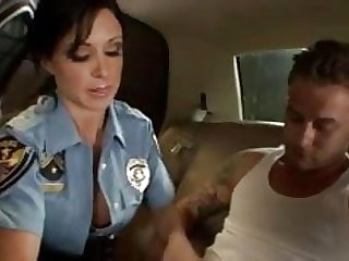 milf Jewels Jade-Police Bitch-
