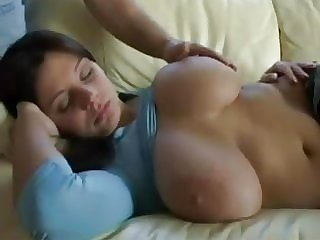 tits natural huge boobs only grope