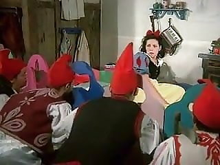 teen hardcore Snow White and 7 Dwarfs (1995)