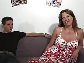 milf mature French Mature Hardcore Casting