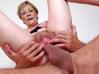 big tits big clit Busty Granny Sanny Will Make You Cum Guaranteed ! BigPussyLips (Episode 01)