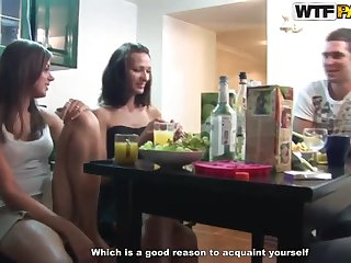 group sex blowjob Awesome college sex party during a hot weekend