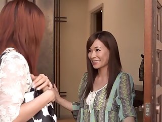 couple japanese Amazing Japanese girl Kaho Kasumi in Incredible couple, wife JAV movie