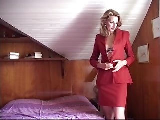blonde amateur Anal joy with a hot golden-haired mother I'd like to fuck