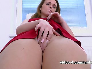 solo female big ass Natalee in Masturbation Movie - AmKingdom