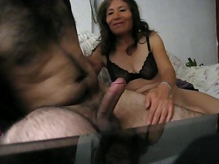 mature hardcore Fucking hot mature lady with condom