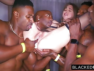 porn for women big cock BLACKEDRAW My girlfriend got gangbanged at the after party