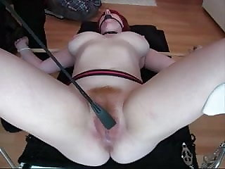 hairy close-up chubby redhead Video14 gyno examination pussy torture