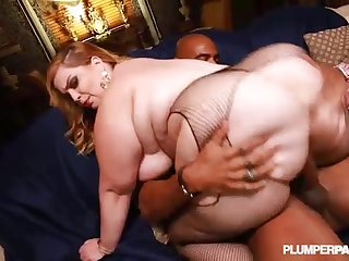 big ass bbw The Great White Booty - PlumperPass