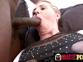 blonde big cock Smut Puppet - Matures Show off Their BBC Sucking Skills Compilation Part 5