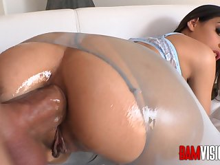 big cock anal Bamvisions Latina Anal Teen Harmony Wonder Loves Gaping