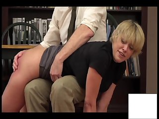 bdsm bbw Dee Williams - Spanked