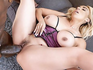 big tits big ass Kylie Kingston in A Sexy Surprise - PureMature