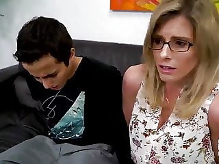pornstar blonde 42. Step Son fucks his Mom with his Big Dick - Cory Chase