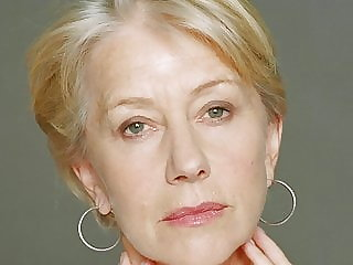 celebrity blonde GRAND LADY HELEN MIRREN